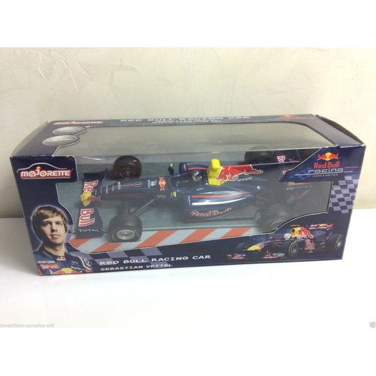 Majorette Red Bull Racing Car Sebastian Vettel world...